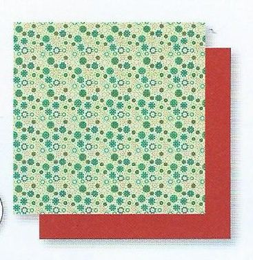 PAPER FOR ORIGAMI FLOWERS 15 x 15 cm
