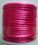 RED FLUO RATTAIL CORD