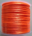 ORANGE FLUO RATTAIL CORD