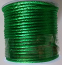 GREEN FLUO RATTAIL CORD
