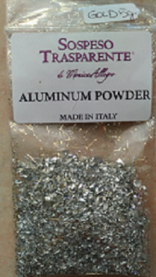 GOLDEN ALUMINIUM POWDER